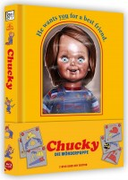 Chucky 1 - Die Mörderpuppe - Good Guy Edition / Mediabook - wattiert (Blu-ray)