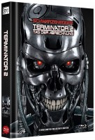 Terminator 2 - Tag der Abrechnung - Blu-ray 3D + 2D / Limited Collector's Edition / Cover C (Blu-ray)