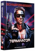 Terminator - Limited Collector's Edition - wattiert (Blu-ray)
