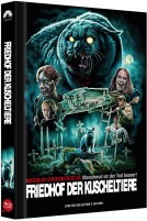 Friedhof der Kuscheltiere - Limited Collector's Edition / Cover D (Blu-ray)