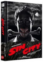 Sin City - Kinofassung + Recut / Limited Collector's Edition (Blu-ray)