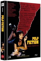 Pulp Fiction - Limited Collector's Edition / Cover D (Blu-ray)