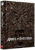 Armee der Finsternis - Limited Collector's Edition / Cover A - wattiert (Blu-ray)