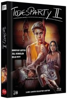 Todesparty 2 - Limited Collector's Edition / Cover B (Blu-ray)