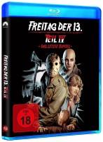 Freitag der 13. - Teil IV - Das letzte Kapitel (Blu-ray)