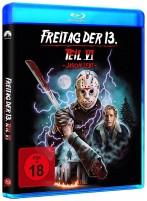 Freitag der 13. - Teil VI - Jason lebt (Blu-ray)