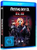 Freitag der 13. - Teil VIII - Todesfalle Manhattan (Blu-ray)
