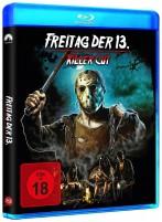 Freitag, der 13. - Killer Cut (Blu-ray)