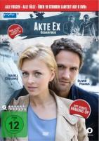 Akte Ex - Gesamtbox / Alle Folgen (DVD)