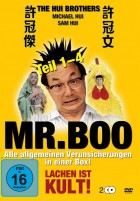 Mr. Boo Box - Teil 1-4 (DVD)
