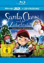 Santa Claus und der Zauberkristall 3D - Jonas rettet Weihnachten - Blu-ray 3D + 2D (Blu-ray)