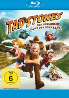 Tad Stones - Der verlorene Jäger des Schatzes! (Blu-ray)
