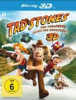 Tad Stones - Der verlorene Jäger des Schatzes! - Blu-ray 3D (Blu-ray)
