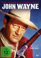 John Wayne - Die Gesetzlosen Box (DVD)
