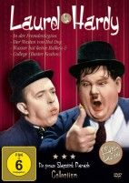 Laurel & Hardy - Die grosse Slapstick Parade (DVD)