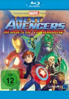 The Next Avengers: Heroes of Tomorrow (Blu-ray)