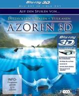 Die Azoren 3D - Auf den Spuren von Entdeckern, Walen und Vulkanen - Teil 1-3 / Blu-ray 3D + 2D (Blu-ray)