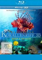 Faszination Korallenriff 3D - Jäger & Gejagte - Blu-ray 3D + 2D (Blu-ray)