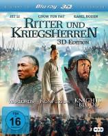 Ritter und Kriegsherren 3D Edition - Blu-ray 3D + 2D (Blu-ray)