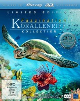Faszination Korallenriff Collection 3D - Blu-ray 3D + 2D (Blu-ray)