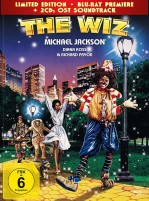 The Wiz - Das zauberhafte Land - Limited Mediabook inkl. Soundtrack (Blu-ray)