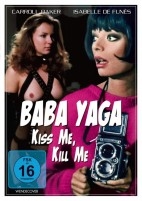 Baba Yaga - Kiss Me, Kill Me (DVD)