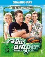 Die Camper - Die komplette Serie / SD on Blu-ray (Blu-ray)