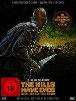 The Hills Have Eyes - Hügel der blutigen Augen - Limited Collector's Edition (Blu-ray)