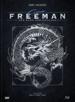 Crying Freeman - Der Sohn des Drachen - Limited Collector's Edition / Cover A (Blu-ray)
