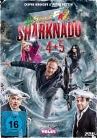 Sharknado 4+5 - Schlefaz (DVD)