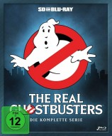 The Real Ghostbusters - Die komplette Serie / SD on Blu-ray (Blu-ray)