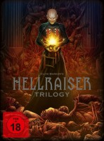 Hellraiser Trilogy - Limited Deluxe Box (Blu-ray)