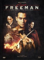 Crying Freeman - Der Sohn des Drachen - Limited Collector's Edition / Cover C (Blu-ray)