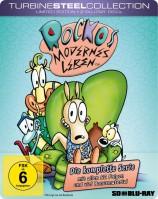 Rockos modernes Leben - Die komplette Serie / SD on Blu-ray / Steel Collection (Blu-ray)