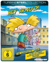 Hey Arnold! - Die komplette Serie / SD on Blu-ray / Turbine Steel Collection (Blu-ray)