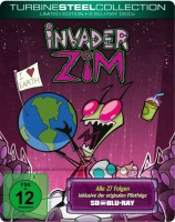 Invader ZIM - Die komplette Serie / SD on Blu-ray / Turbine Steel Collection (Blu-ray)