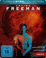 Crying Freeman - Der Sohn des Drachen - Turbine Steel Collection (Blu-ray)