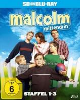 Malcolm mittendrin - Staffel 1-3 / SD on Blu-ray (Blu-ray)