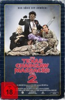 The Texas Chainsaw Massacre 2 - Limited Collector's Edition im VHS-Design (Blu-ray)