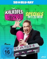 Kalkofes Mattscheibe - Specials 2017 & 2018 / SD on Blu-ray (Blu-ray)