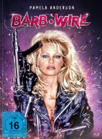 Barb Wire - Unrated / Mediabook / Cover B (Blu-ray)