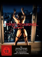 Tokyo Decadence - Limited Mediabook / Kino- und Langfassung (Blu-ray)