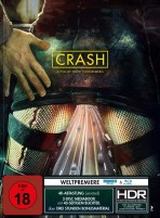 Crash - 4K Ultra HD Blu-ray + Blu-ray / Mediabook Modern (4K Ultra HD)