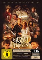 Die Braut des Prinzen - Ultimate Collector's Edition / 4K Ultra HD Blu-ray + Blu-ray + DVD (4K Ultra HD)