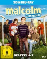 Malcolm mittendrin - Staffel 4-7 / SD on Blu-ray (Blu-ray)