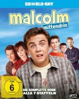 Malcolm mittendrin - Die komplette Serie / SD on Blu-ray (Blu-ray)