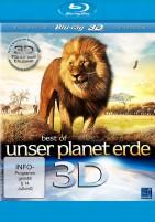 Unser Planet Erde 3D - Fühle das Erlebnis - Best Of / Blu-ray 3D + 2D (Blu-ray)