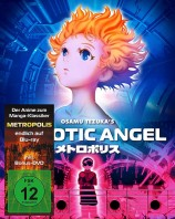 Robotic Angel - Mediabook / Cover A / Blu-ray + DVD + Bonus-DVD (Blu-ray)