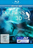 Dolphins In The Deep Blue Ocean 3D - Blu-ray 3D + 2D / New Edition (Blu-ray)