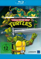 Teenage Mutant Ninja Turtles - Season 1 / Folgen 01-56 (Blu-ray)